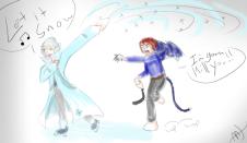 ice_dragon_antics_by_e_kathryn-d7px4y2