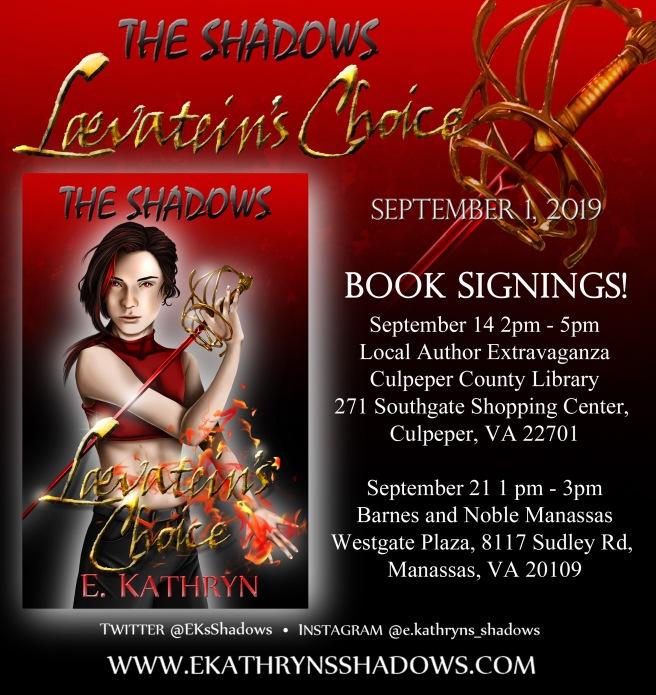 book tour promo